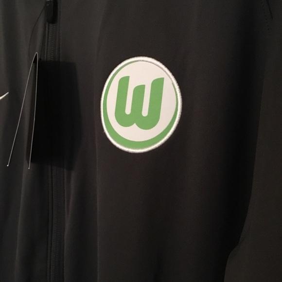 Nike VFL Wolfsburg 2017 Squad Training Jacket XL